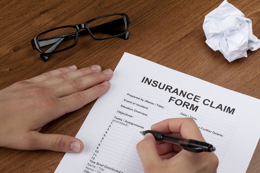How to write an insurance claim